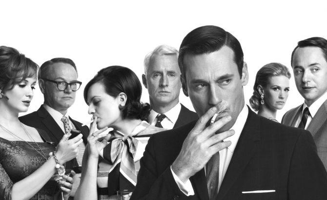Mad Men Agencia de publicidad de los años 80 Servicio Integral de Ecommerce
